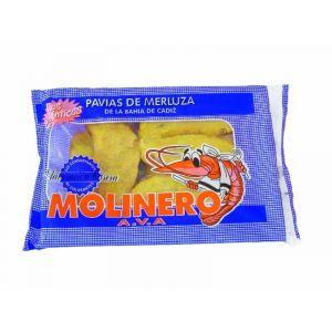 Pavia merluza molinero 750gr