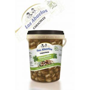 Caracoles en salsa hierbabuena los abuelos tarrna 1k