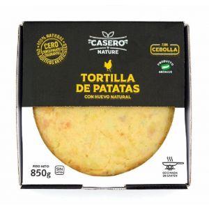 Tortilla patatas casero y natural 850gr