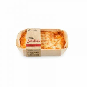 Lasaña boloñesa dunany foods 350gr