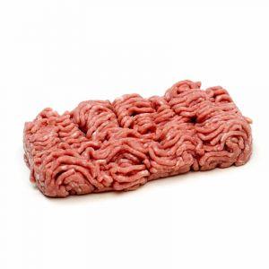 Preparado de carne picada de cerdo
