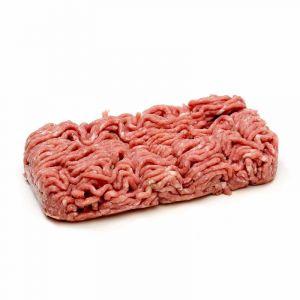 Preparado de carne picada mixta