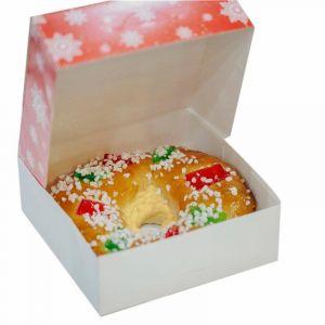Mini rosco crema zampabollos 300gr