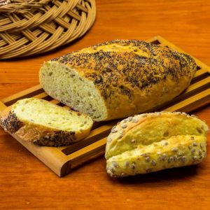 Pan cereales maiz/pipa