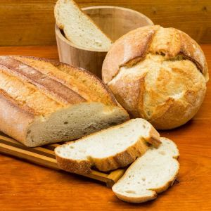 Pan serrano largo 100g