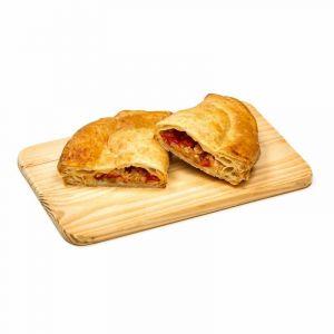 Empanadilla hojaldre bacon 170g
