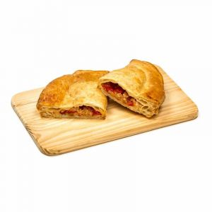 Empanadilla hojaldre bacon 170g
