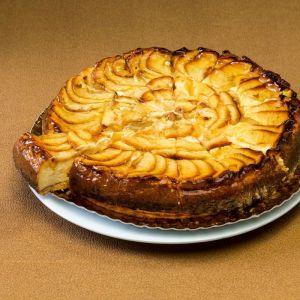 Tarta de manzana 2k