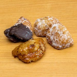 Borrachuelos relleno chocolate kg