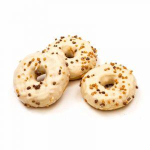 Oferta rosquillas crunchy mix pack de 3 unidades de 59g