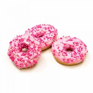 Oferta rosquillasuper pink pack de 3 unidades de 58g