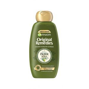 Champú original remedies oliva mítica garnier 300 ml