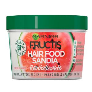 Mascarilla fructis hairfood sandia 390ml