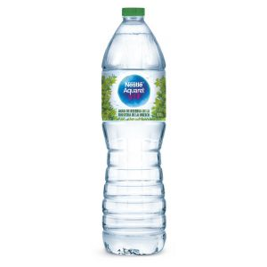 Agua mineral  aquarel pet 1,5l