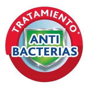 Estropajo multisusos antibacteria fibra con esponja vileda 2+1 ud