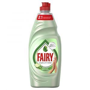 Lavavajillas mano concentrado aloe fairy 500 ml