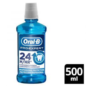 Colutorio pro expert oral b 500ml