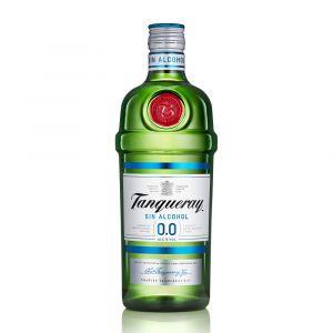 Bebida sin alcohol tanqueray 70cl