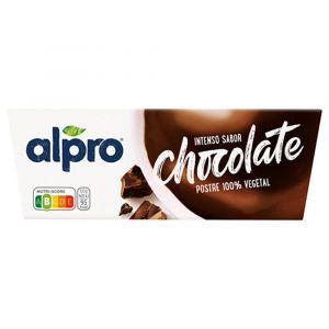 Postres soja chocolate alpro p-4 500gr