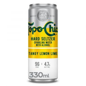 Bebida limon topo chico lata 33cl