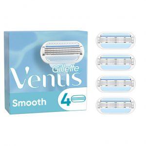 Recambio venus smooth 4ud