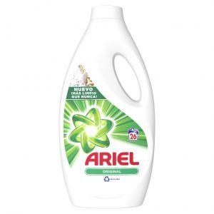 Detergente liq original ariel 26x2ds 3,5l