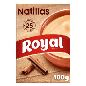 Preparado de natillas caseras royal 100g