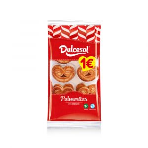 Palmerita  girasol dulcesol  p20x225g