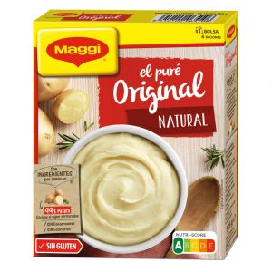 Pure de patata normal maggi 115g