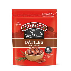 Datiles sin hueso borges 200gr
