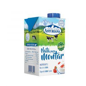 Nata montar asturiana 500 ml