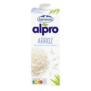 Bebida arroz alpro brick 1l