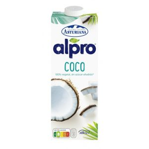 Bebida coco alpro brick 1l