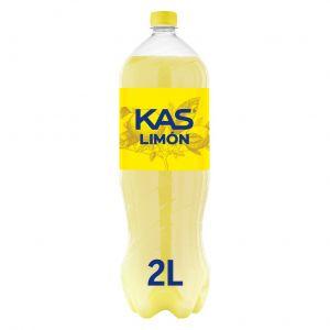 Refresco  limon kas pet 2l