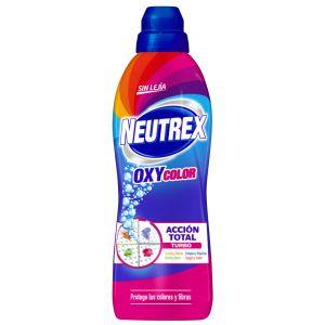 Quitamanchas gel oxy color neutrex 840ml