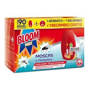 Insecticida bloom max apar+rec+rec grati bloo