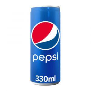 Refresco  cola pepsi lata   sleek 33cl