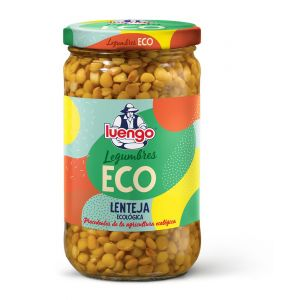 Lenteja cocida ecologica luengo 570g