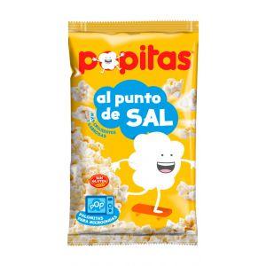Palomitas al punto de sal popitas 100g