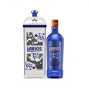 Ginebra larios botella de 70cl