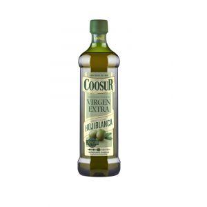 aceite de oliva virgen extra monovarietal hojiblanca coosur 1l