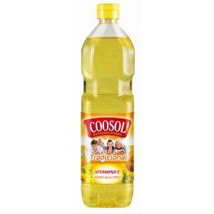 aceite de girasol coosol 1l