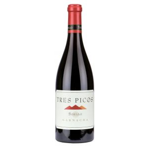 Vino do borja tinto tres picos 75cl