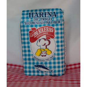 Harina de freir las panaderas 1k