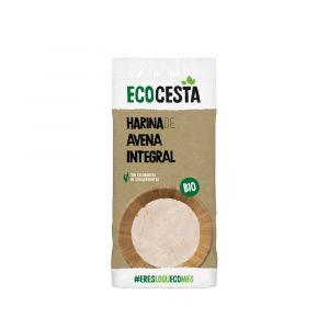 Harina de avena integral bio ecocesta 500g