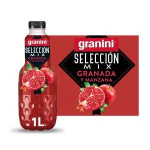 Bebida granada granini pet 1l