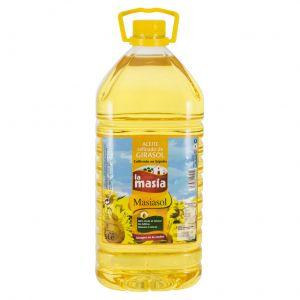 aceite girasol masiasol 5l