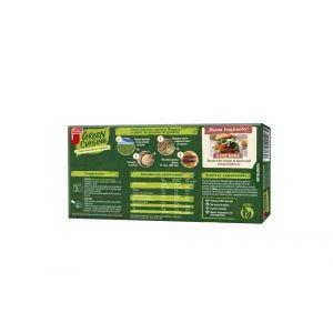 Burguer 0% carne green cuisine findus 200 gr