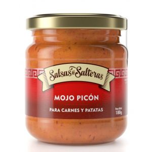 Salsa mojo picon salsa de salteras 180g