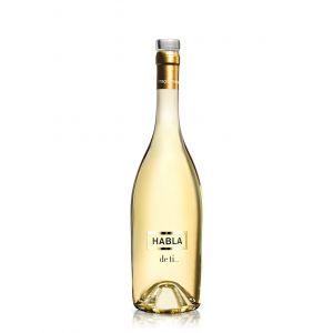 Vino extremadura blanco habla  75cl